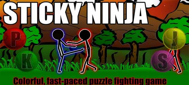 Sticky Ninja