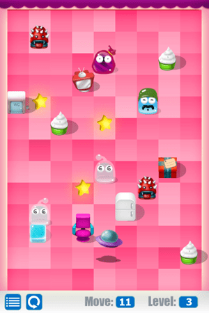 Candy Monster: Where's my UFO?