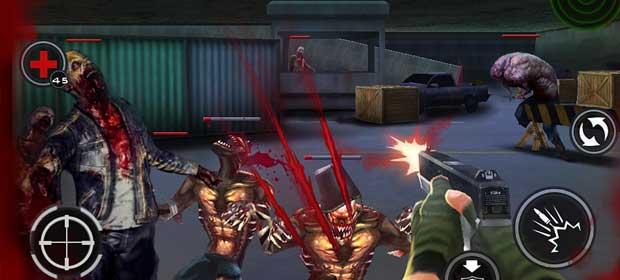 Death Shooter 2:Zombie killer