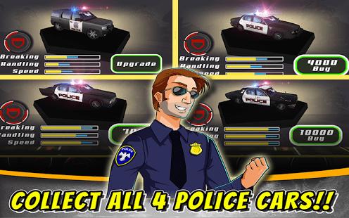 Cop Riot ! 3D Car Chase Race