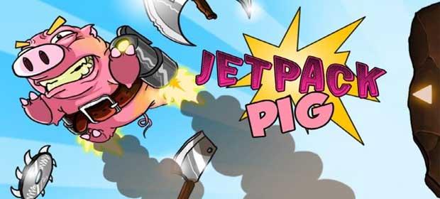 Jetpack Pig