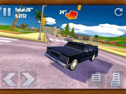 Hearse Driver 3D