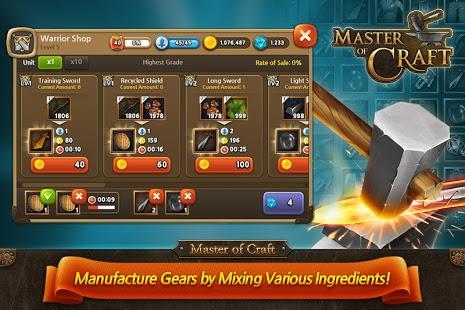 Master of Craft