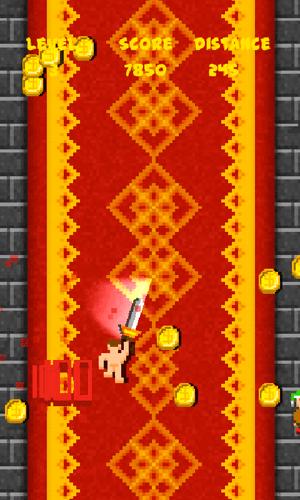 Rush In The Kingdom : Pixel S