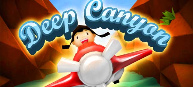 Deep Canyon - Plane Flight 3D
