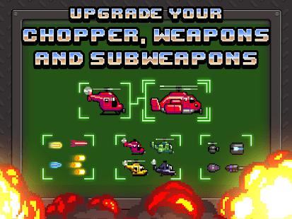 C.H.O.P.S. - War Choppers Game