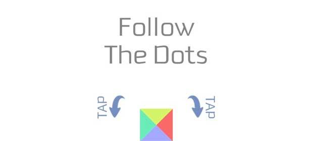 Follow The Dots.