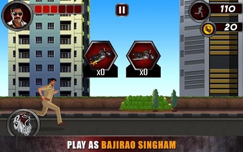 Singham Returns The Game