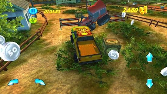 Destruction Race - On the Farm