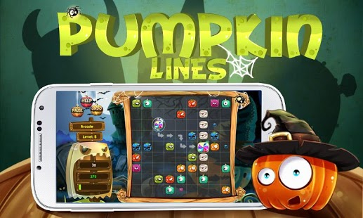 Pumpkin Lines Deluxe