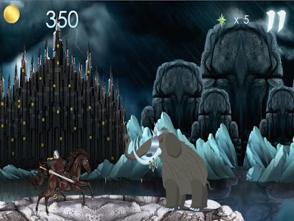 Frozen Temple Battle Run FULL