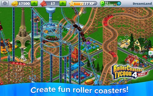 RollerCoaster Tycoon(r) 4 Mobile