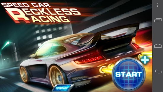 Speed Car:Reckless Race
