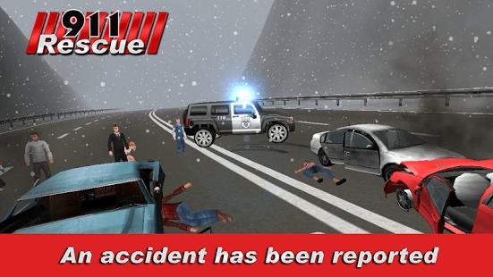 911 Rescue Simulator 3D