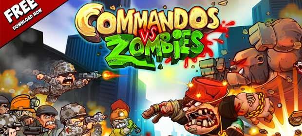 Commando Vs Zombies