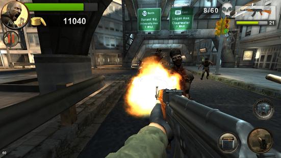 Death Shooter: Zombie 3D