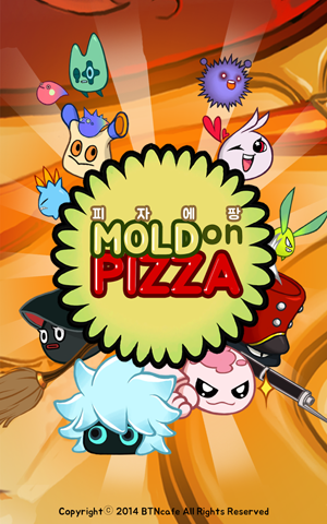 Mold on Pizza