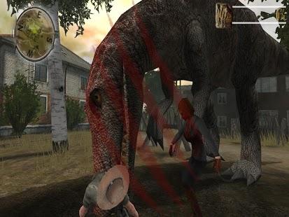 Zombie Fortress : Dino