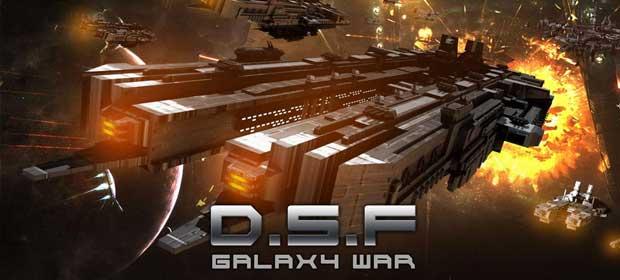 Deep Space Fleet: Galaxy War
