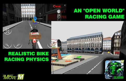 Real Motor Bike Racing 3d