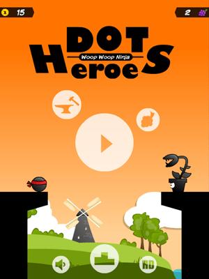 Dot Heroes:Woop Woop Ninja