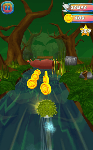 Choppy Fish : 3D Run