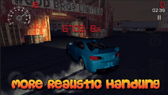 Drifting BMW 2