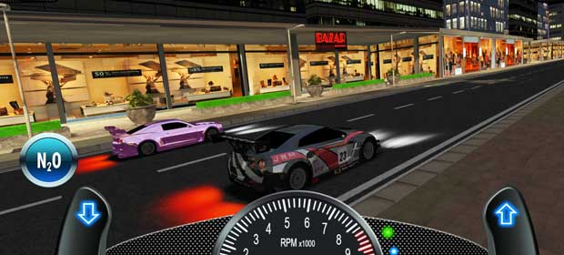 Drag Extreme Racing 3d