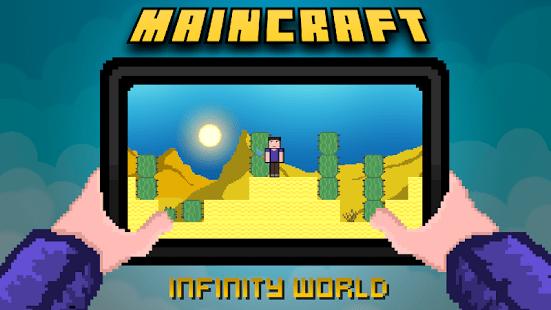 MainCraft | 2D-Survival