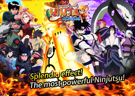 Ninja coming