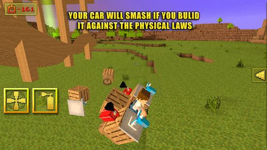 Blocky Cars - My Car My Rules