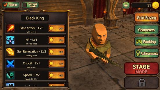 Gunner Of Dungeon
