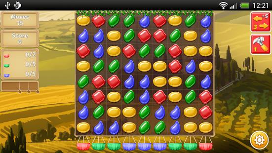 Gems Crush Mania - Match 3