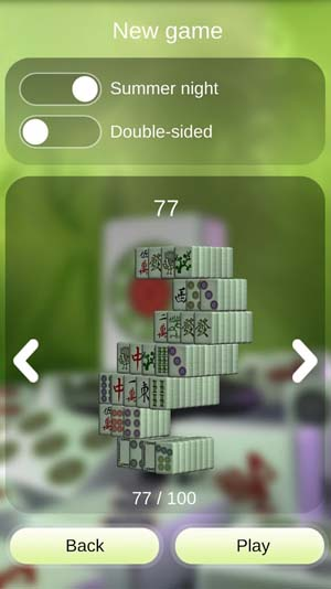 Doubleside Zen Mahjong 2