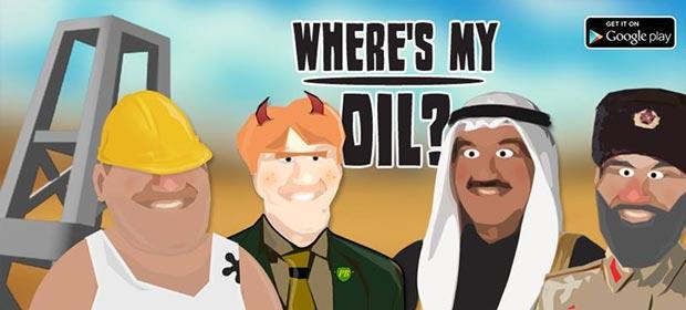 Where's My Oil?