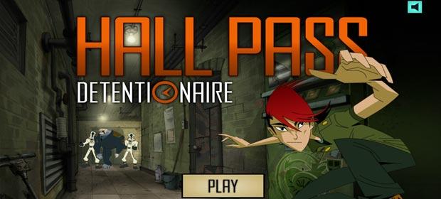 Detentionaire: Hall Pass