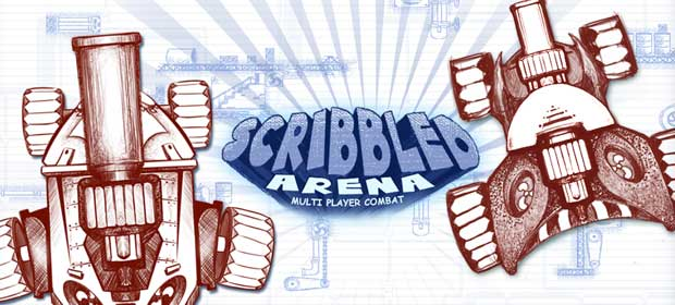 Scribbled Arena - PocketEd