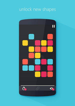 Huemory : Colors. Dots. Memory