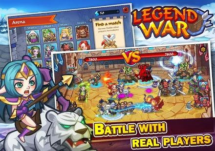 Legend War