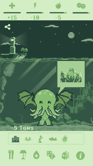 Cthulhu Virtual Pet