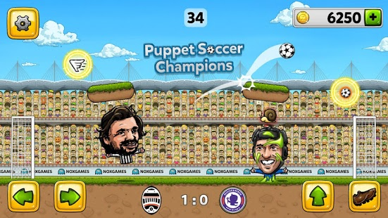 Puppet Soccer Champions - 2014