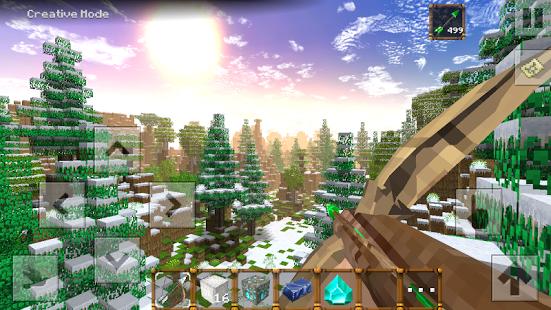 Winter Blocks
