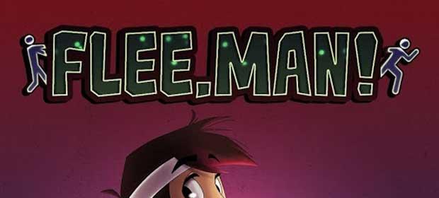 Flee, Man! - the Zombie Runner