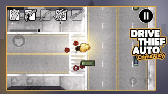 Drive Thief Auto: Crime City