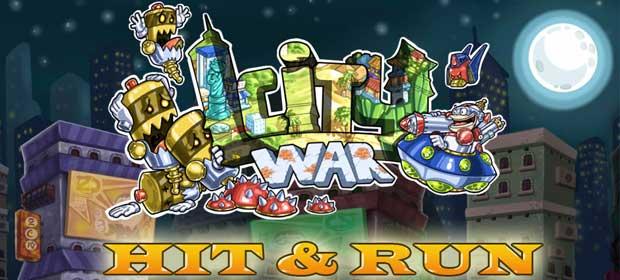 City War: Robot Battle