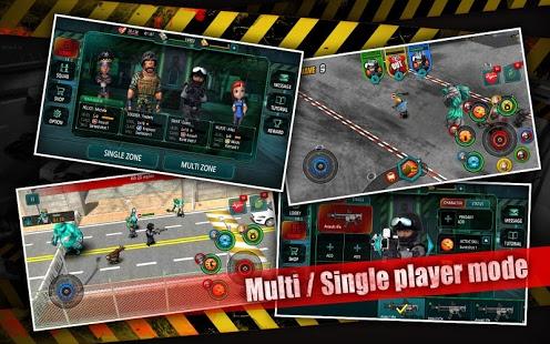 Zombie Squad Survival Mission