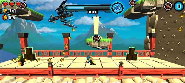 LEGO Ninjago: Skybound