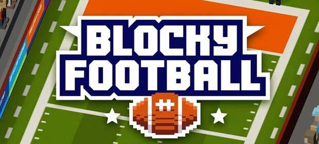 Blocky Football