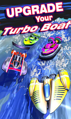 Turbo Boat Dash