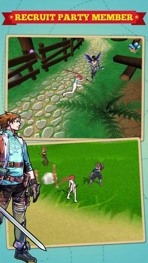 Zexia Fantasy Adventure 3D RPG